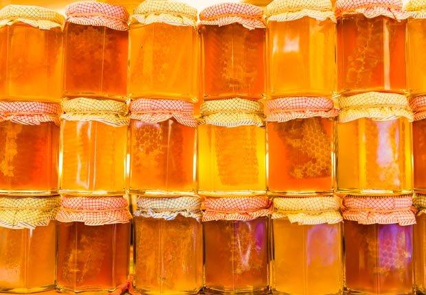 Miel, 10 edulcorantes naturales