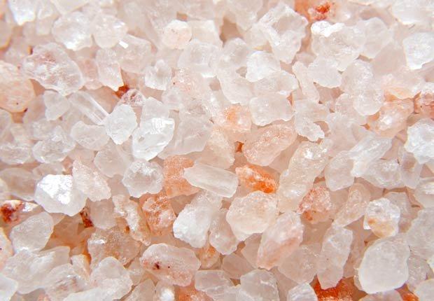 Sal rosada del Perú. 10 tipos diferentes de sal y la forma de utilizarlas.