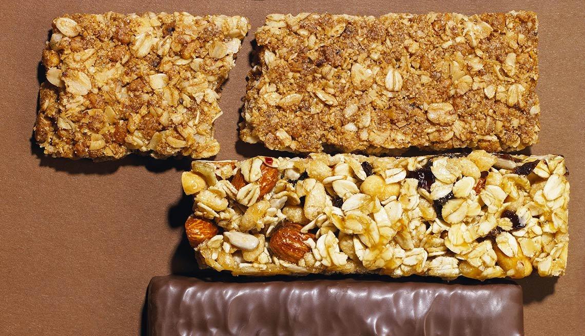 Alimentos no tan sanos como creemos