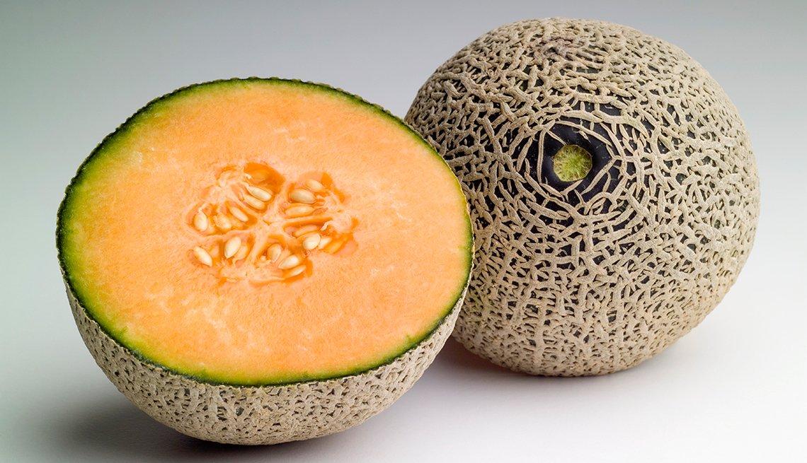 Semillas del melón Cantaloupe