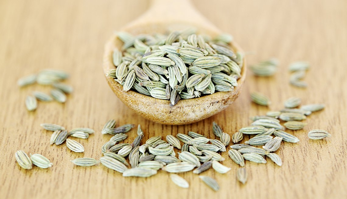 item 5 of Gallery image - Semillas de hinojo (fennel seeds)