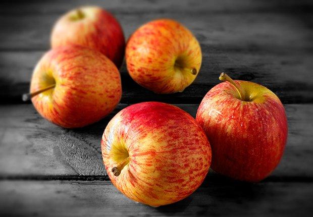 Manzanas Galla