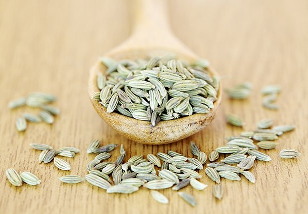 Semillas de hinojo (fennel seeds)