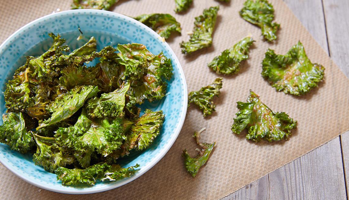 item 9 of Gallery image - Vegetales que puedes convertir en chips saludables
