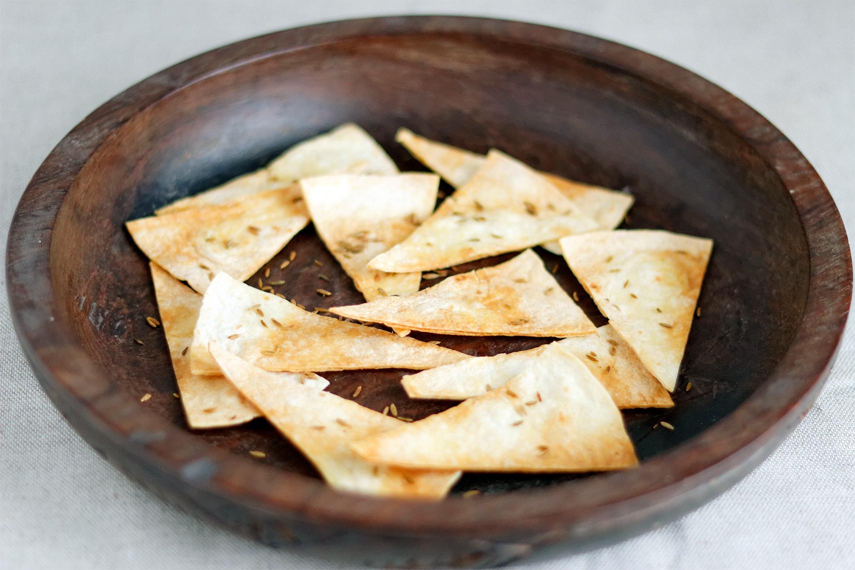 Chips de tortilla