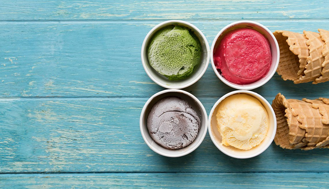 What the Style of Ice Cream You Eat Says About You