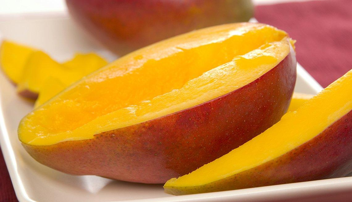 Mango tajado