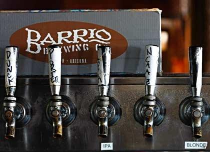 Caminos de la cerveza