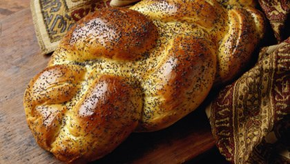 Rosh Hashanah Dishes, challah bread