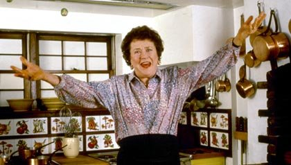 Julia Child would have turned 100 this month. For an article and video celebrating her birthday.