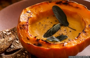 Squash Soup (Courtesy Amy Neunsinger/St. Martin's Press)