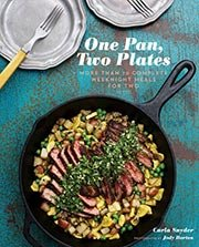 One Pan Two Plates, Cookbook Gift Guide (Courtesy Chronicle Books)