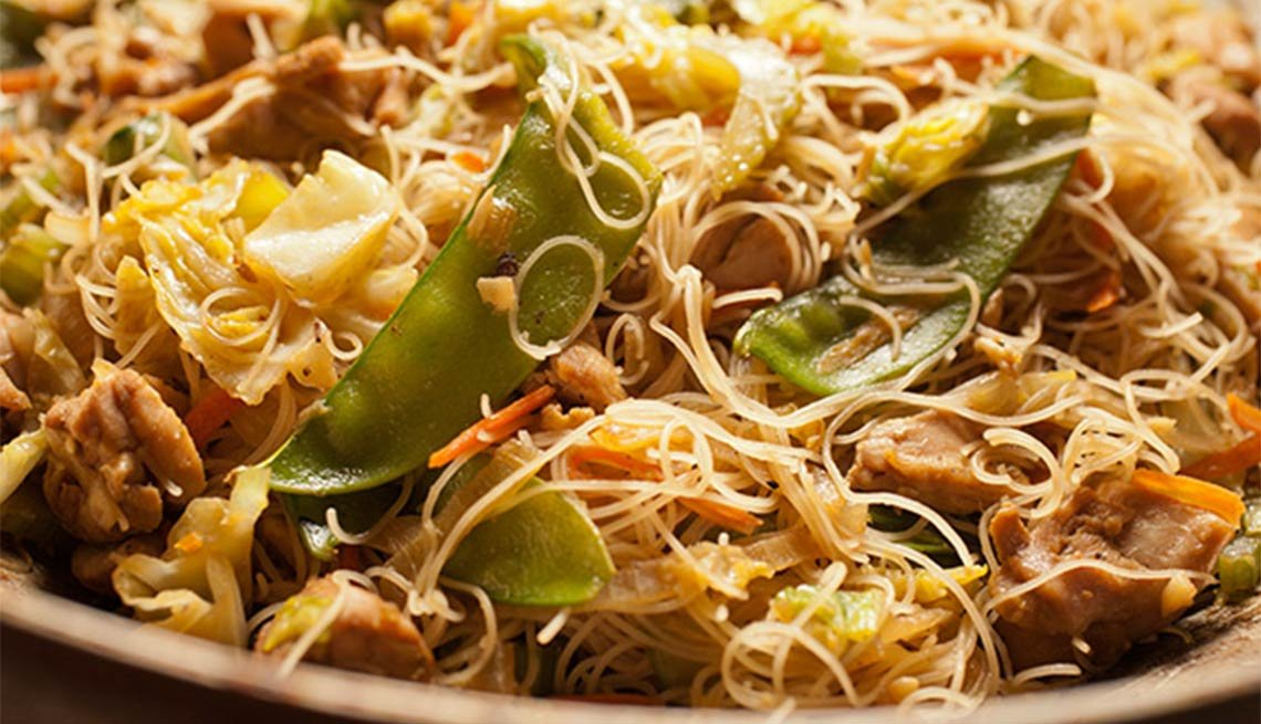 Pancit from the Philippines