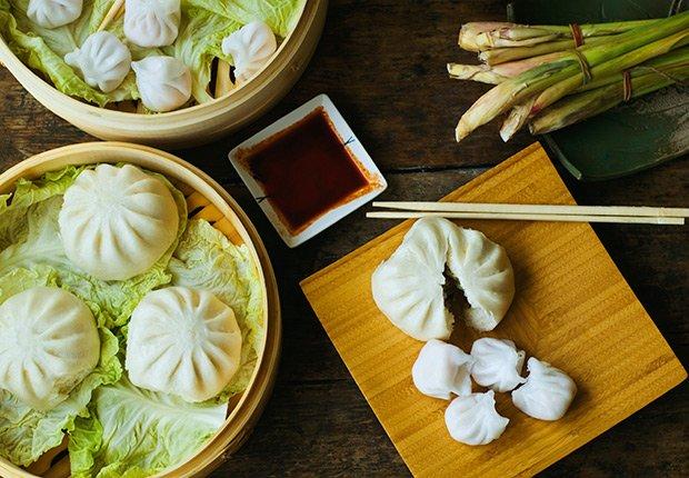Dim Sum de China - Platos típicos de Asia