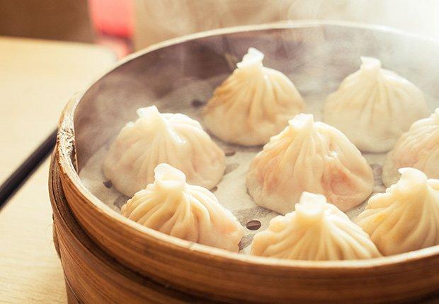 Xiao Long Bao de China - Platos típicos de Asia