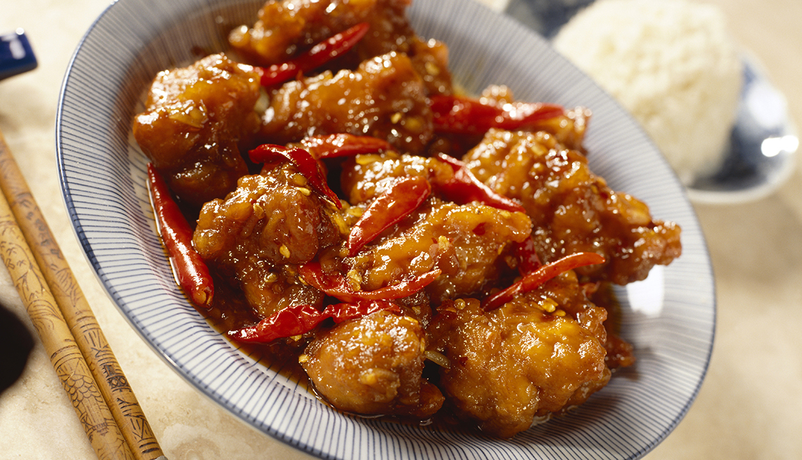 How To Sweeten Chinese Food