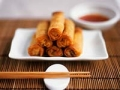 Egg Rolls, Chinese Food That Isn't Really Chinese.