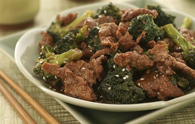 Beef and Broccoli - Comida china que no es realmente china