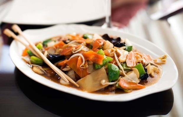 Chop Suey - Comida china que no es realmente china