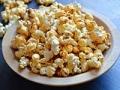 Palomitas de maíz - Refrigerios saludables y fáciles para el Super Bowl