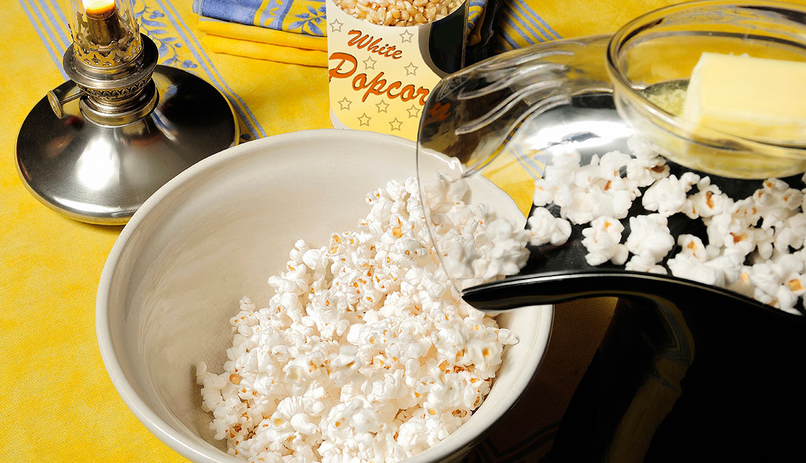 item 5 of Gallery image - popcorn popper