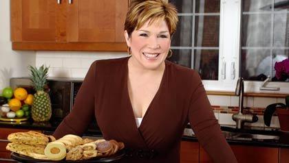 Denisse Oller - Experta en cocina