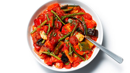 tomato ratatouille recipe