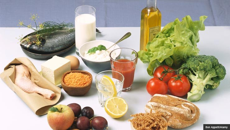 People With Diabetes Can Prolong Health With Diet Prevention