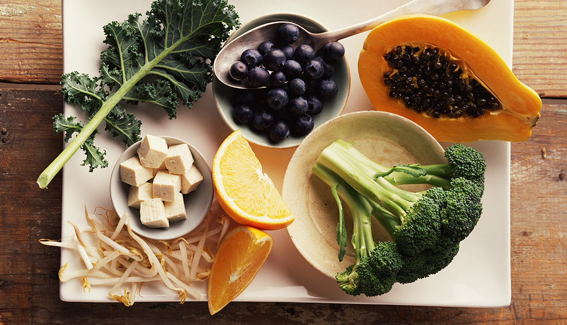 Strengthen Your Bones With Recipes High In Calcium Vitamin A And Vit