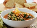 Portuguese Kale Soup. Superfood Soup Recipes.