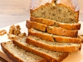 Hearty Barley Fruit Bread. This hearty quickbread is full of fiber from dried fruit and barley flour, in addition to brain-healthy walnuts! It's gluten-free, vegan and wonderful for breakfast or a tasty and nutritious snack.