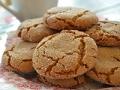 Crisp-Chewy Ginger Cookies