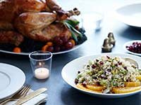 Turkey and Quinoa Thanksgiving Recipes