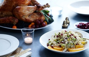Quinoa and Turkey Thanksgiving Recipes