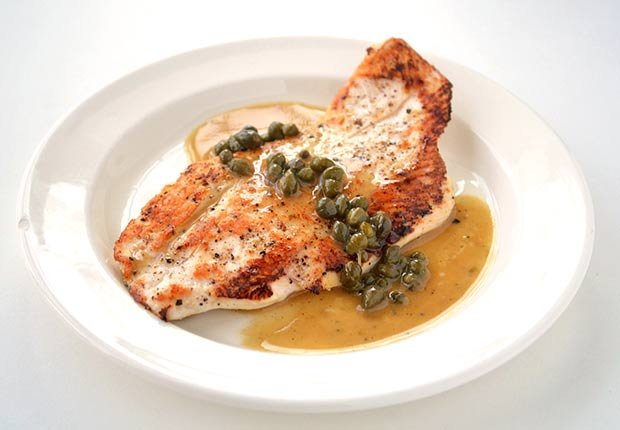 Pam Anderson Chicken 8 Ways Lemon Caper