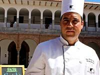 Chef Rely Alencastre