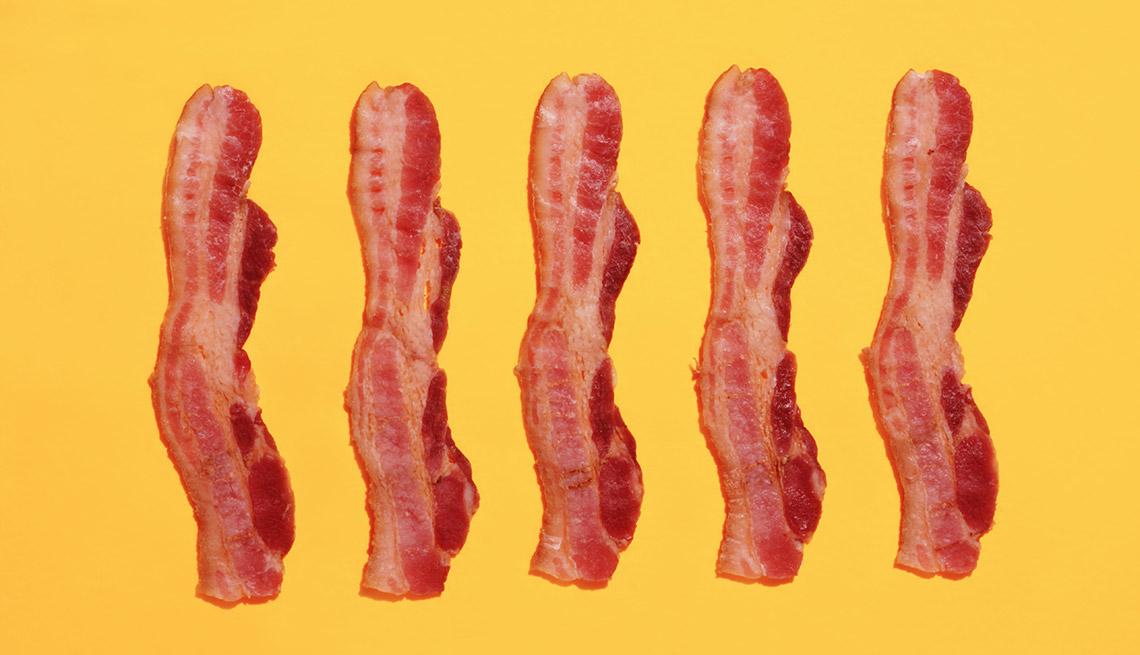 item 6 of Gallery image - Tocineta - 10 Alimentos que se deben evitar con la presión arterial alta