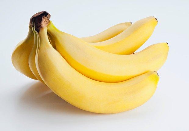 Guía de alimentos comunes - Bananas