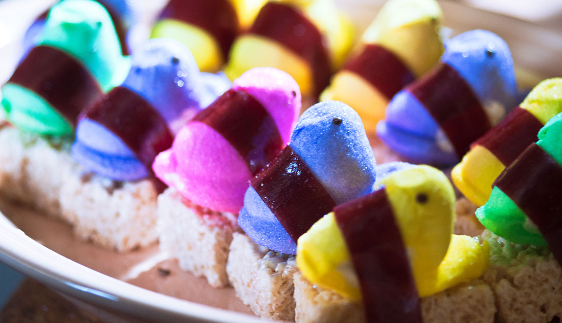 Peeps sushi, 11 Things You Didn't Know About Peeps
