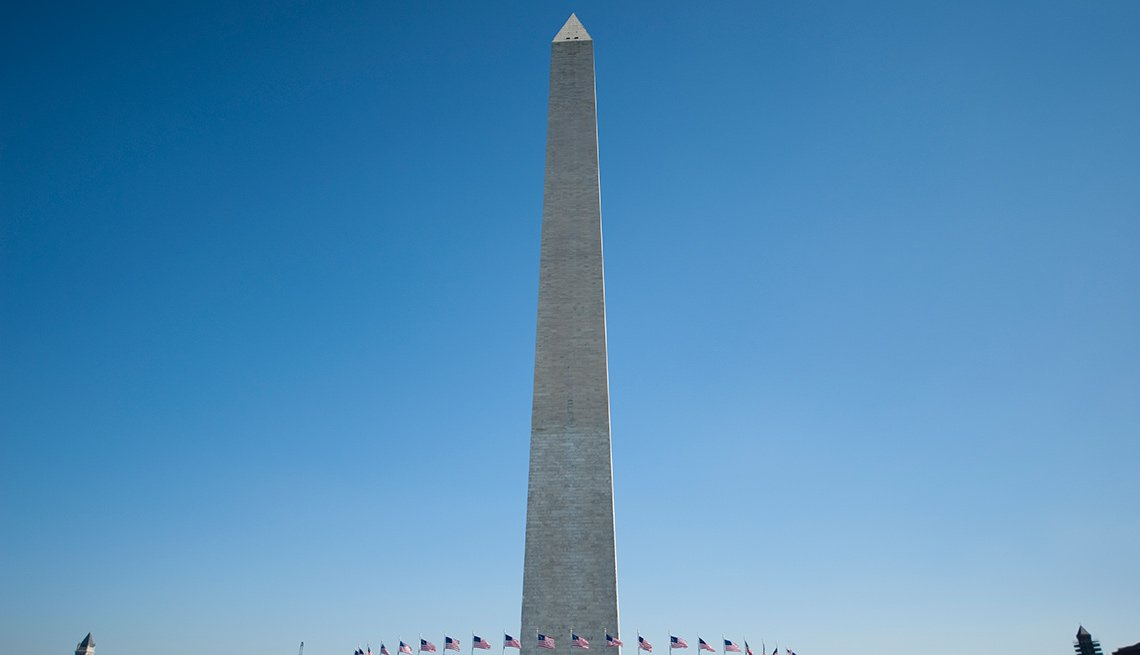 The Washington Monument, 11 Things You Didn't Know About Peeps