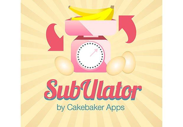 Aplicaciones que te hacen la vida más fácil en la cocina - Sub Ulator app