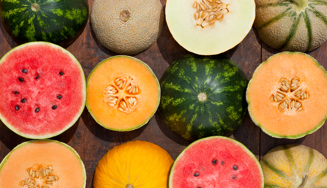 6 Fun Facts About Melons, Fruit Food Trivia