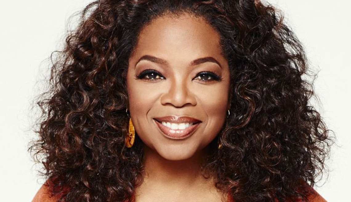 Oprah Food Line