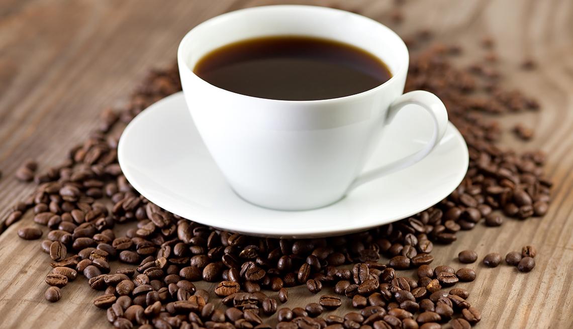 item 5 of Gallery image - White Cup, Black Coffee, Beans,  ¿Deseas perder unas cuantas libras lo antes posible?