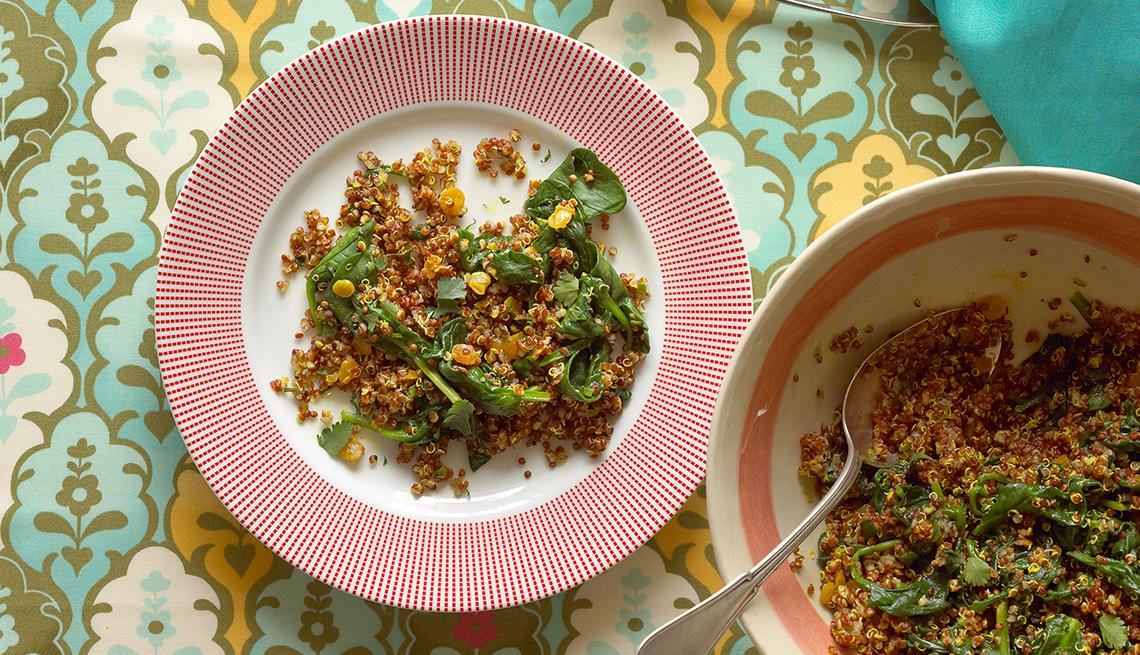 item 1 of Gallery image - Quinoa con especias