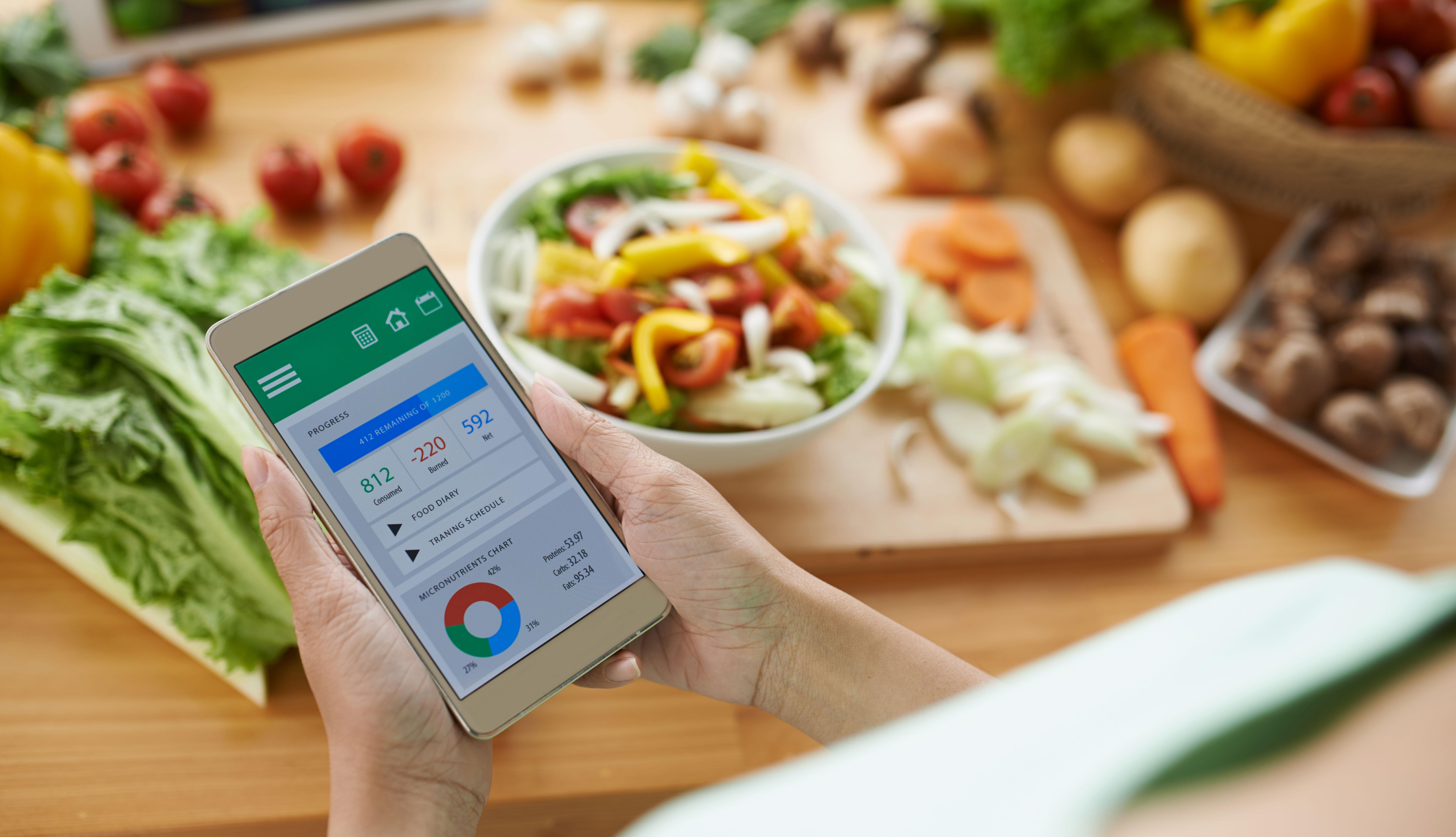 calculadora dieta flexible