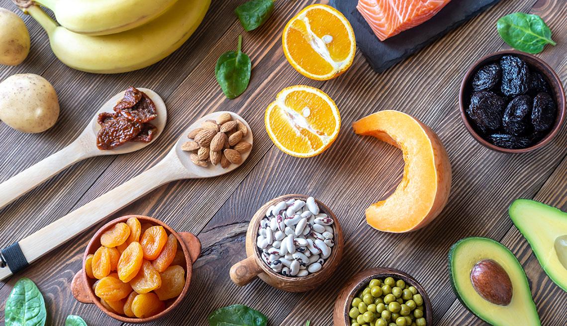 Alimentos Ricos En Potasio Para Controlar La Hipertensión
