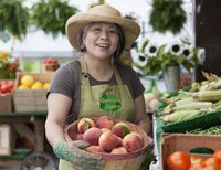 Americans are turning to farmers markets for fresher, more nutritious foods.