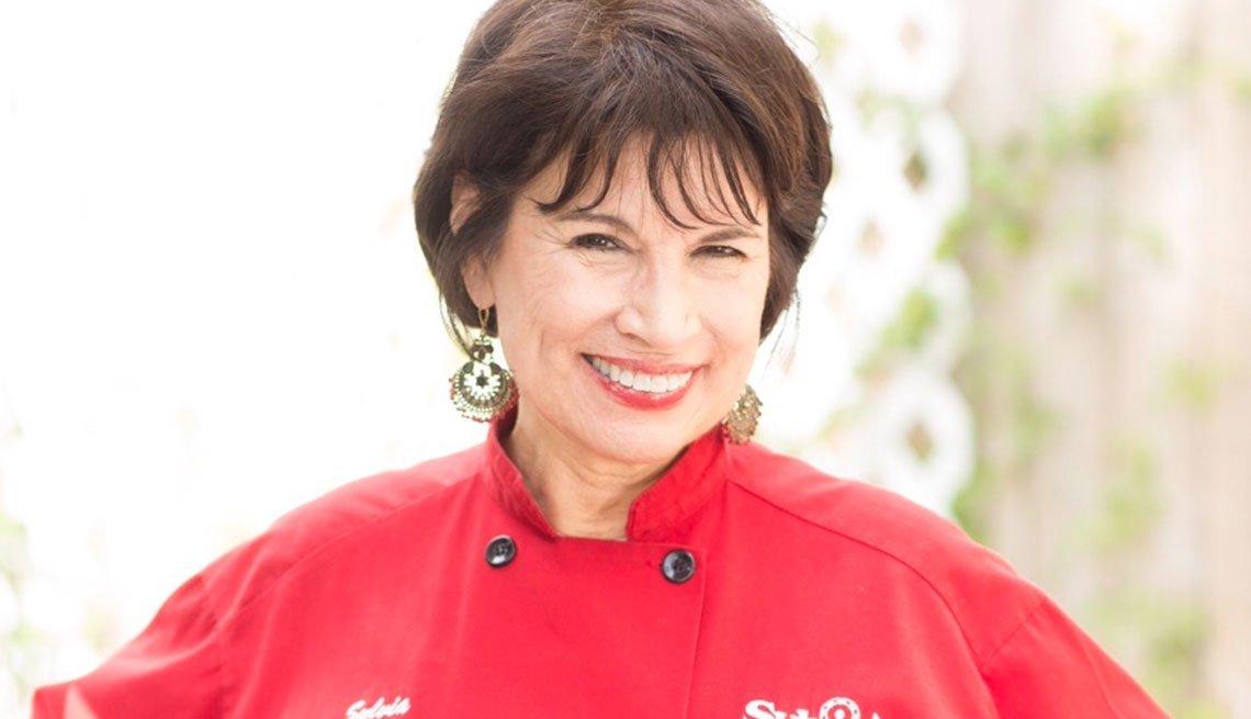 Chef Sylvia Casares