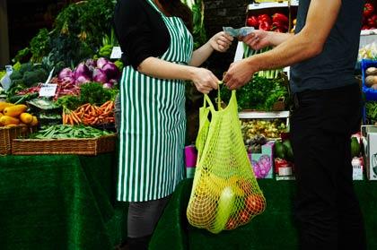 Mercados agrícolas